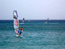 21 Days Windsurfing
