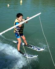 Waterski Lesson